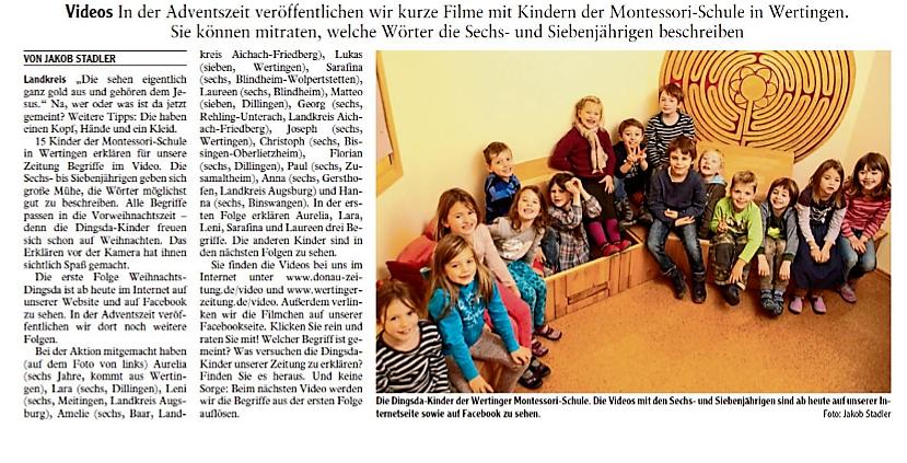 Begriffe Weihnachten.Dingsda Kinder Erklären Begriffe Rund Um Weihnachten Montessori