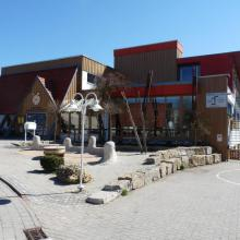 das Volksschul-Gebäude heute