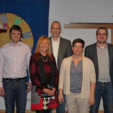 Vorstand des Montessori-Fördervereins